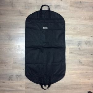 Hugo Boss Designer Black Suit Protector Cover Bag Waterproof Travel Luggage